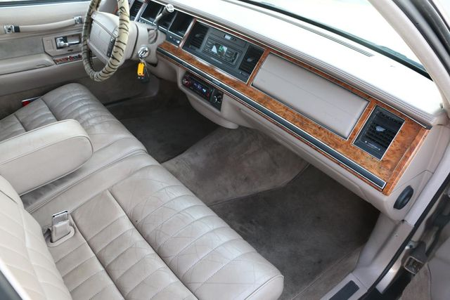 1993 Lincoln Town Car Executive Santa Clarita, CA 9