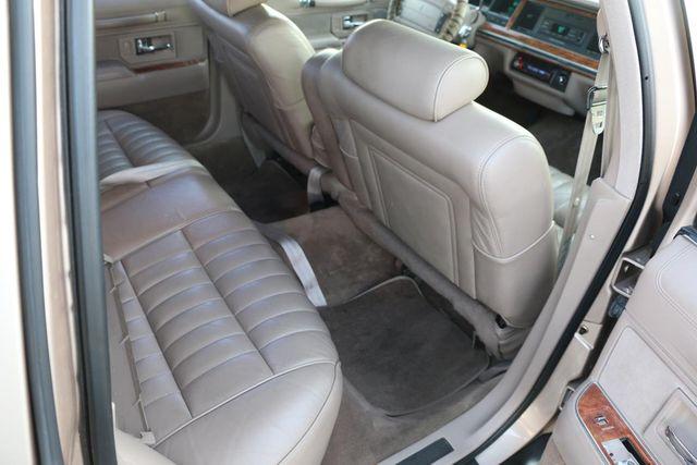 1993 Lincoln Town Car Executive Santa Clarita, CA 18