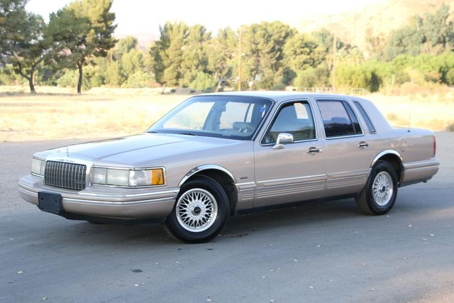 1993 Lincoln Town Car Executive Santa Clarita, CA 1
