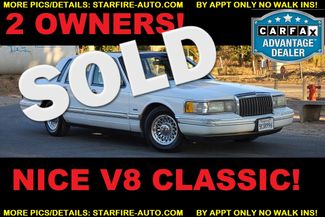 1993 Lincoln Town Car Signature in Santa Clarita, CA 91390