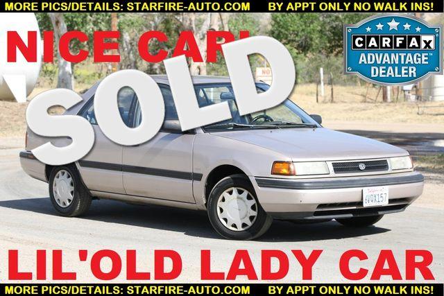 1993 Mazda Protege DX Santa Clarita, CA 0