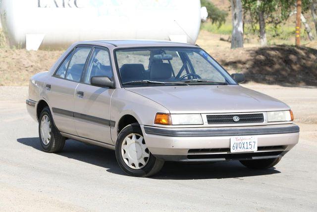 1993 Mazda Protege DX Santa Clarita, CA 3