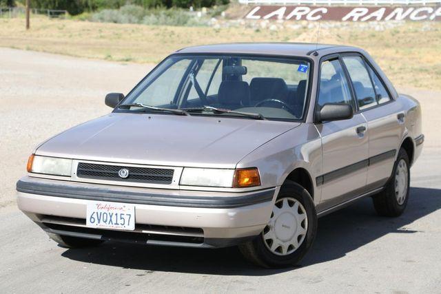 1993 Mazda Protege DX Santa Clarita, CA 4