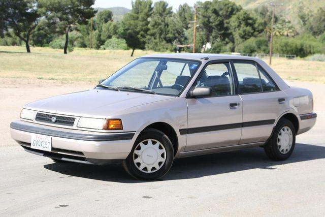 1993 Mazda Protege DX Santa Clarita, CA 1