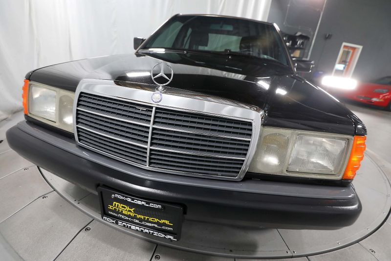 1993 Mercedes-Benz 190 Series 190E - Nearly perfect condition  city California  MDK International  in Los Angeles, California
