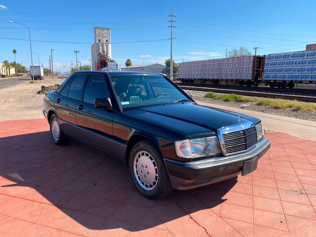 1993 Mercedes-Benz 190 Series 190E