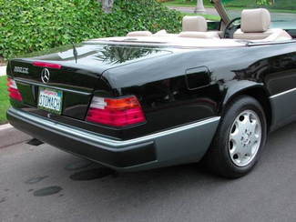 1993 Mercedes-Benz 300 Series Cabriolet 300CE Low Miles California Car Super Clean  city California  Auto Fitness Class Benz  in , California