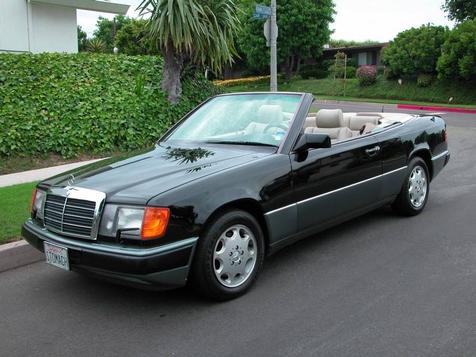 1993 Mercedes-Benz 300 Series Cabriolet 300CE, Low Miles, California Car, Super Clean! in , California