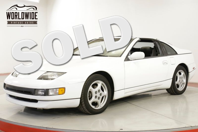 1993 Nissan 300ZX COLLECTOR GRADE ORIGINAL CA 2 OWNER CAR  | Denver, CO | Worldwide Vintage Autos