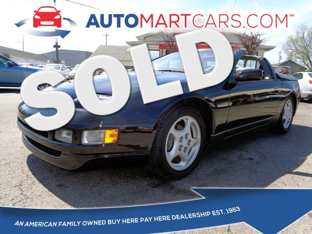 1993 Nissan 300ZX w/Leather Seats | Nashville, Tennessee | Auto Mart Used Cars Inc. in Nashville Tennessee