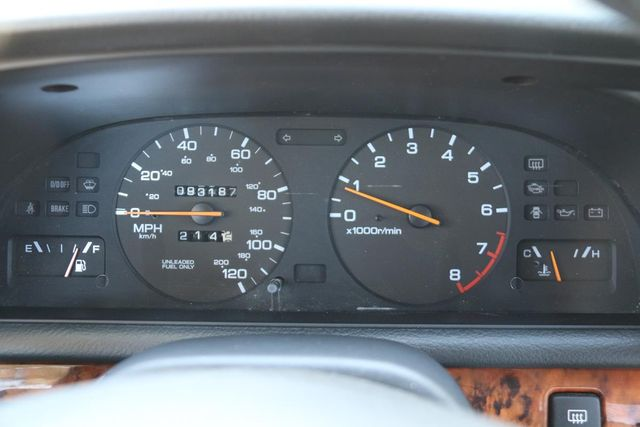 1993 Nissan Altima GXE Santa Clarita, CA 17