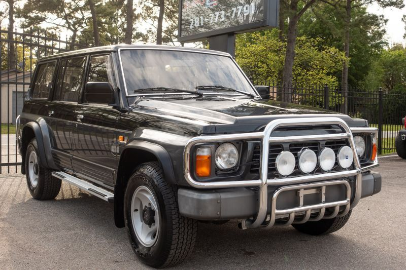 1993 Nissan PATROL GR SPECIAL EDITION   Texas  EURO 2 MOTORS  in , Texas