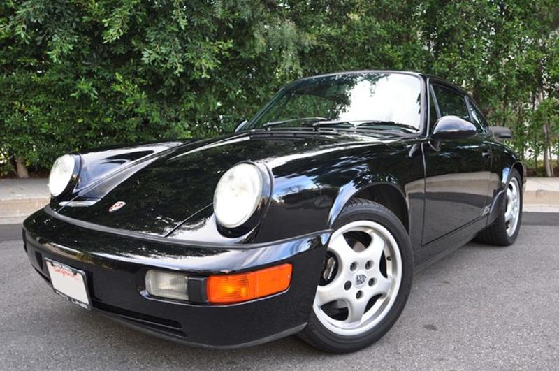 1993 Porsche 911 Carrera Rs America City California Auto Fitness
