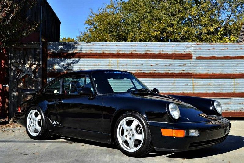 1993 Porsche 911 Carrera RS America  city TX  Dallas Motorsports  in Wylie, TX