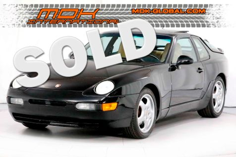 1993 Porsche 968  in Los Angeles