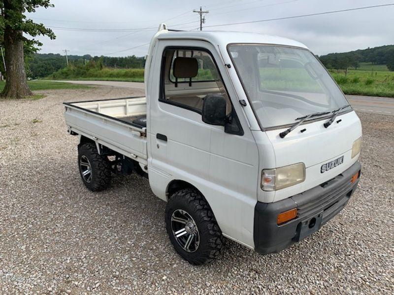 1993 Suzuki Japanese Minitruck  [Diff Lock] | Jackson, Missouri | GR Imports in Jackson Missouri