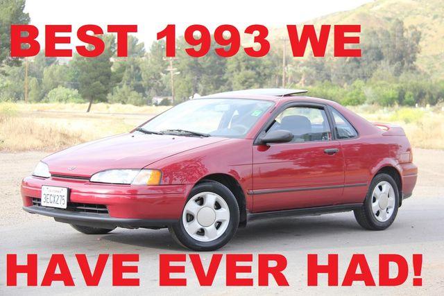 1993 Toyota Paseo Santa Clarita, CA 1