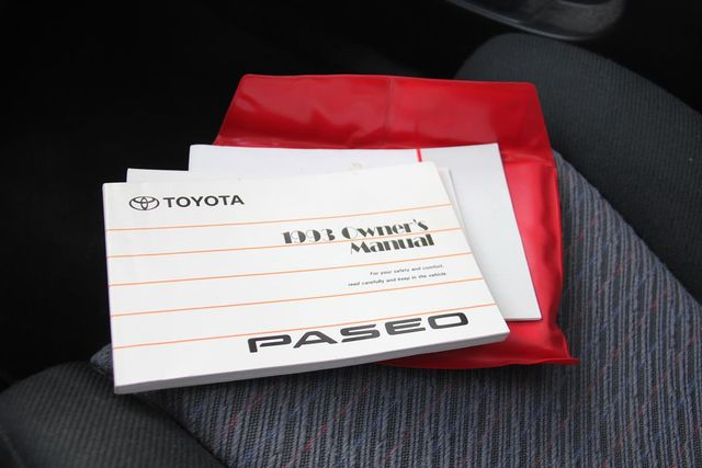 1993 Toyota Paseo Santa Clarita, CA 29