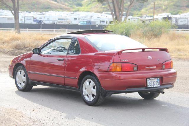 1993 Toyota Paseo Santa Clarita, CA 5