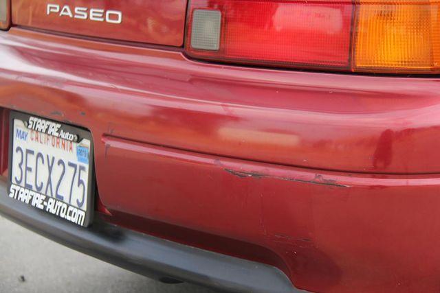 1993 Toyota Paseo Santa Clarita, CA 33