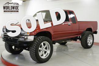 1993 Toyota PICKUP LS CONVERSION FRAME OFF RESTORATION COLD AC  | Denver, CO | Worldwide Vintage Autos in Denver CO