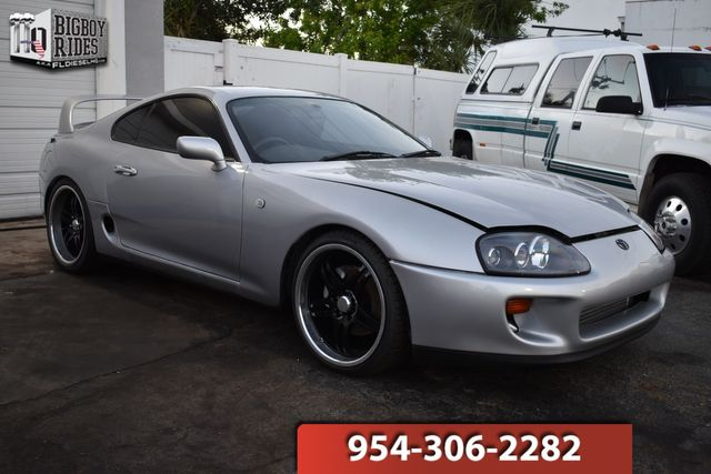 1993 Toyota Supra Turbo in FORT LAUDERDALE, FL 33309