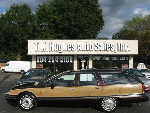 1994 Buick Roadmaster Estate Richmond, Virginia 0