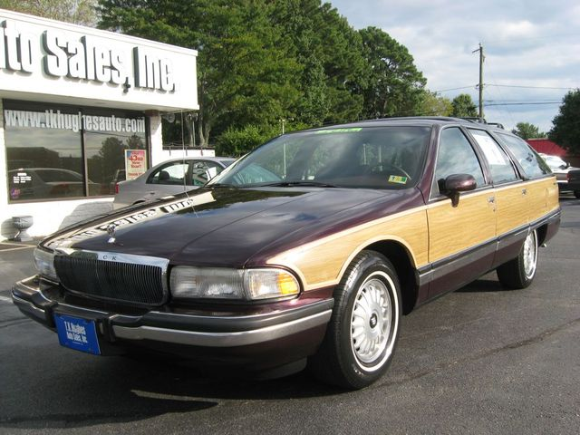 1994 Buick Roadmaster Estate Richmond, Virginia 1