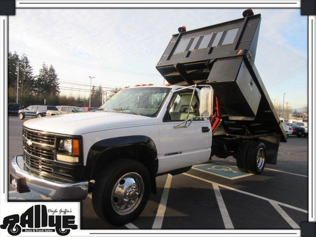 1994 Chevrolet 3500 HD Flatbed Dump