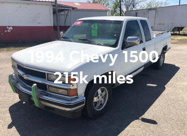 1994 Chevrolet C/K 1500 LT in Jonesboro, AR 72401