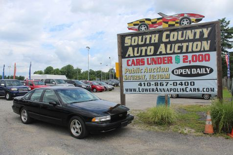 1994 Chevrolet CAPRICE CLASSIC LS in Harwood, MD