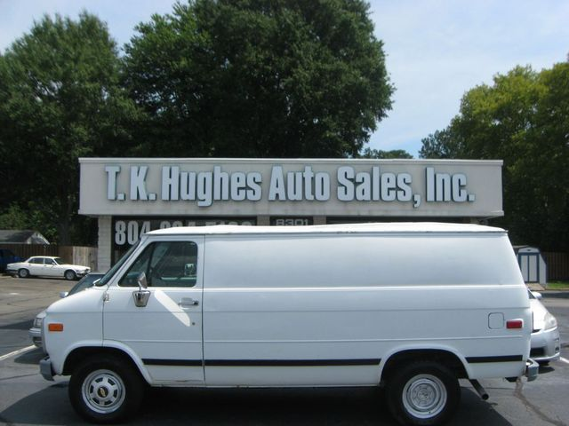 1994 Chevrolet Chevy Van Cargo