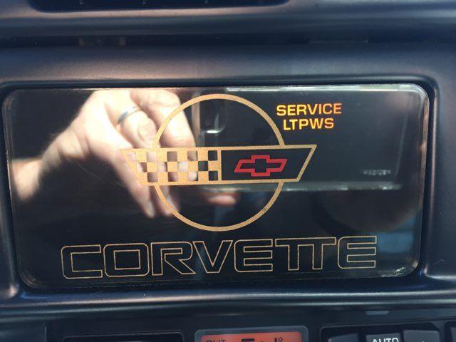 1994 Chevrolet Corvette Coupe in Boerne, Texas 78006
