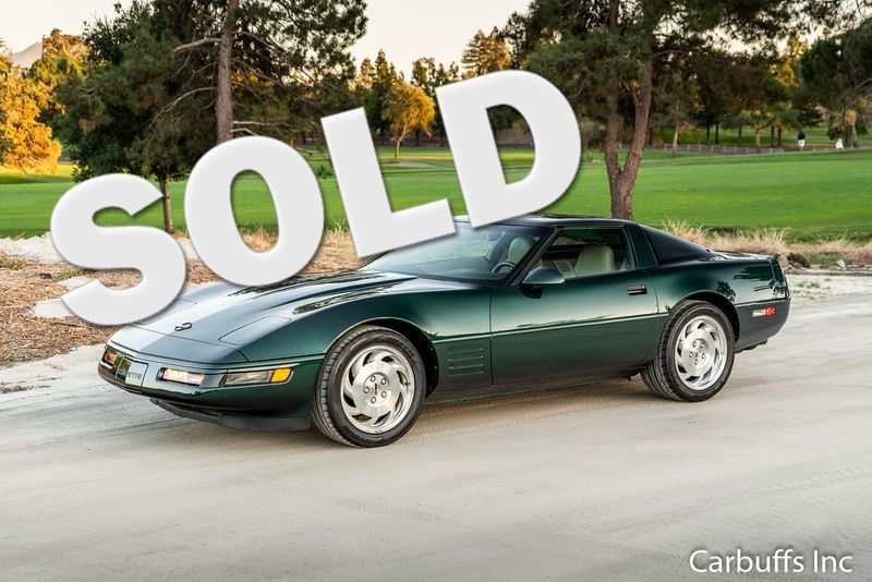 1994 Chevrolet Corvette  | Concord, CA | Carbuffs
