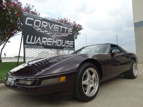 1994 Chevrolet Corvette Coupe ZR1 Chromes, Auto, Bose CD, NICE! | Dallas, Texas | Corvette Warehouse  in Dallas, Texas