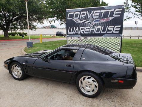 1994 Chevrolet Corvette Coupe Auto, Power Seat, Alloy Wheels, Only 46k! | Dallas, Texas | Corvette Warehouse  in Dallas, Texas