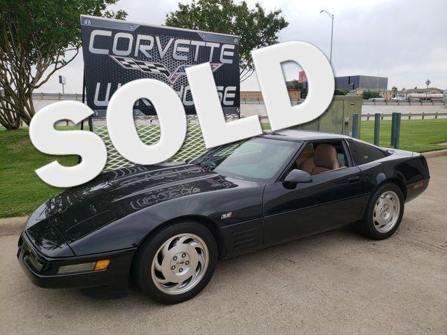 1994 Chevrolet Corvette Coupe Auto, Power Seat, Alloy Wheels, Only 46k! | Dallas, Texas | Corvette Warehouse  in Dallas Texas