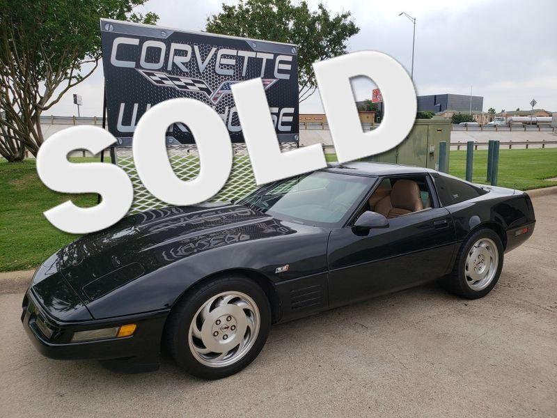 1994 Chevrolet Corvette Coupe Auto, Power Seat, Alloy Wheels, Only 46k! | Dallas, Texas | Corvette Warehouse