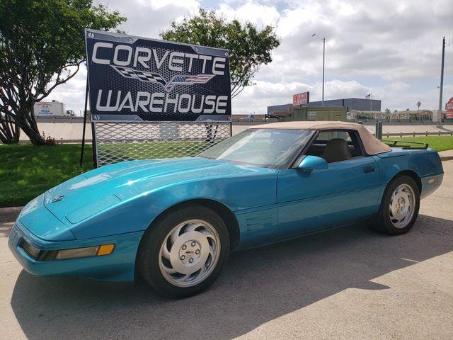 1994 Chevrolet Corvette Convertible 1SB, Auto, CD Player, Alloy Wheels 79k