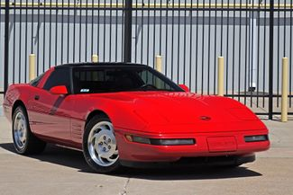 1994 Chevrolet Corvette RED/RED * Automatic * CLEAN CARFAX * Garage Kept * in Plano, Texas 75093