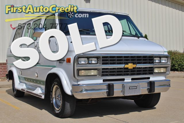 1994 Chevrolet G20 Winnebago