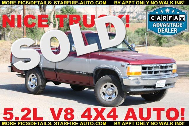 1994 Dodge Dakota 4X4 Santa Clarita, CA