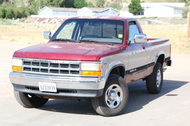 1994 Dodge Dakota 4X4 Santa Clarita, CA 4