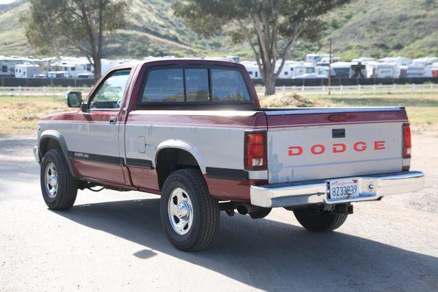 1994 Dodge Dakota 4X4 Santa Clarita, CA 5