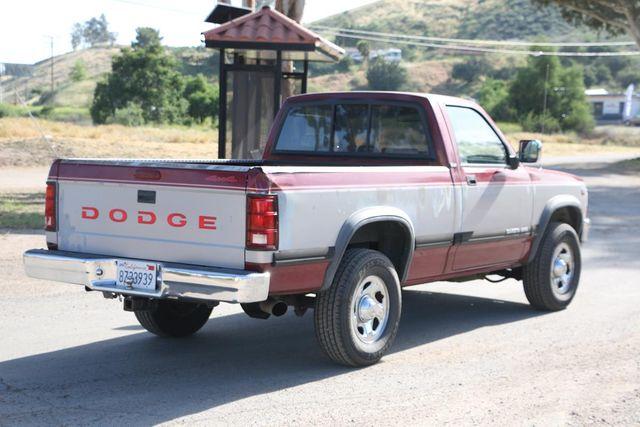 1994 Dodge Dakota 4X4 Santa Clarita, CA 6