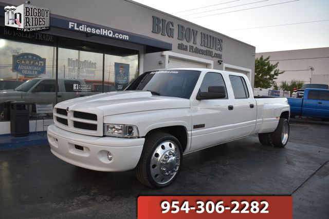 1994 Dodge Ram 2500 1 of a Kind CREW CAB 2nd Gen in FORT LAUDERDALE, FL 33309