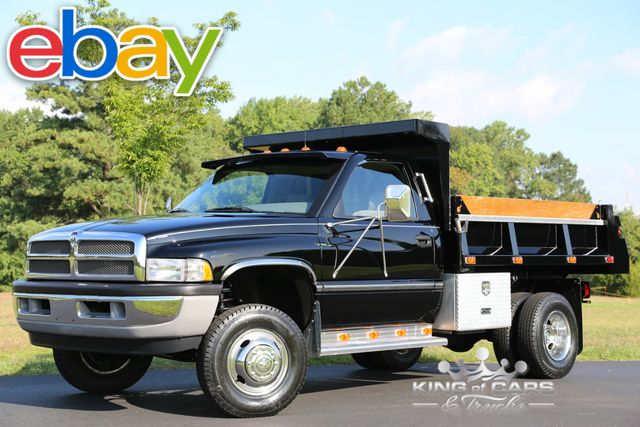 1994 Dodge Ram 3500 Slt DUMP 5.9L DIESEL 5SPD 10K ACTUAL MILES 1OWNER