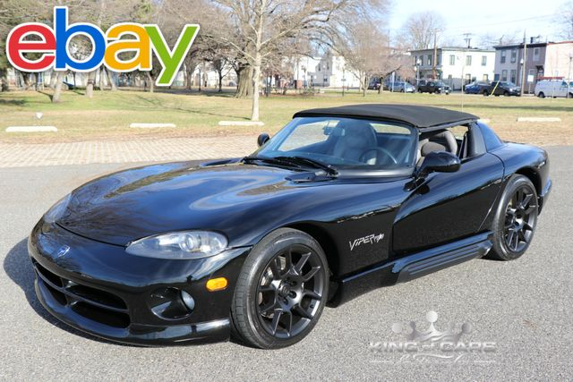 1994 Dodge Viper Rt/10 8.0l V10 6-SPEED ONLY 26K ACTUAL MILES MINT
