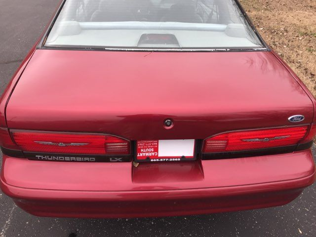 1994 Ford-2 Owner! 71k!! Thunderbird-CARMARTSOUTH.COM Mechanic Special Knoxville, Tennessee 4