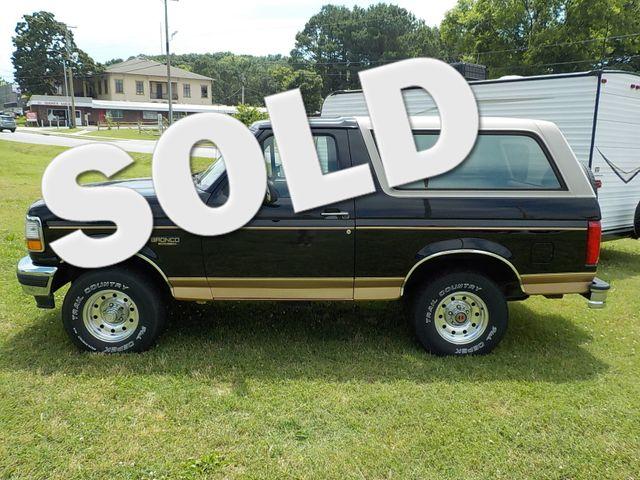 1994 Ford Bronco Eddie Bauer Fayetteville , Arkansas